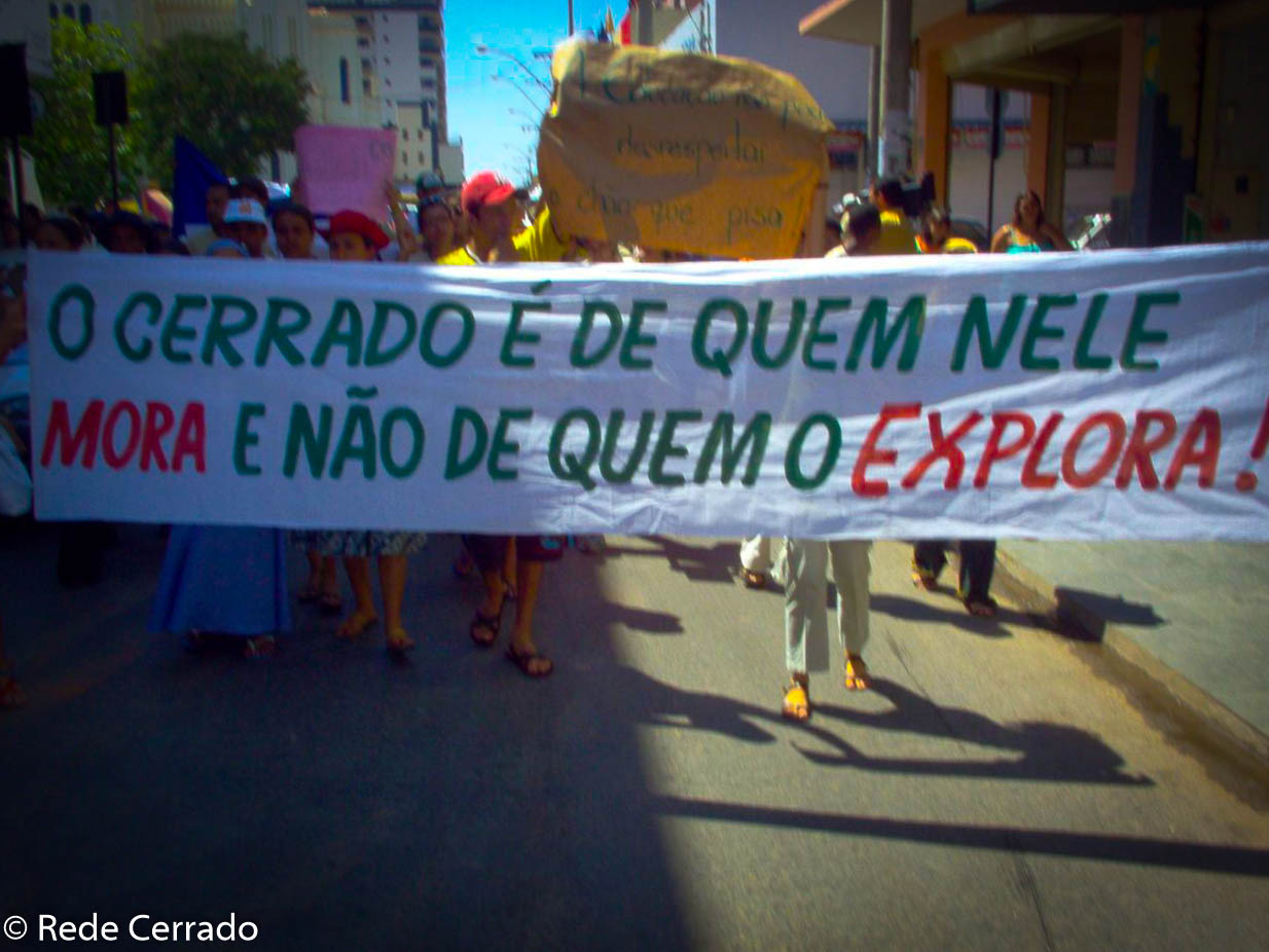 IV ENCONTRO E FEIRA DOS POVOS DO CERRADO