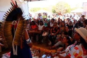 mulheres do cerrado debatem gênero e território